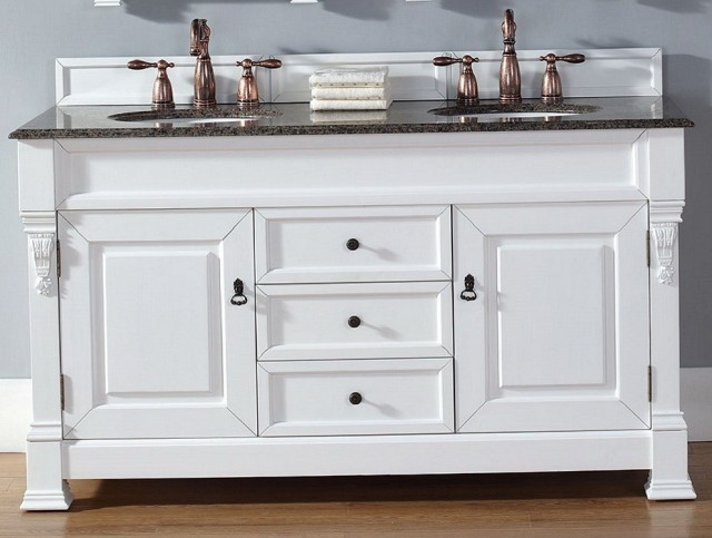 60 Inch Bathroom Vanity Double Sink Lowes