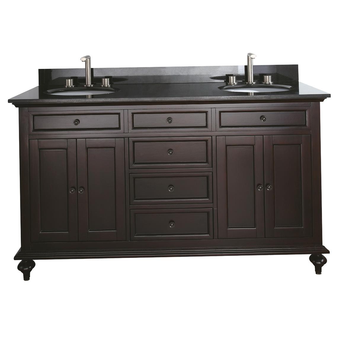 60 Inch Vanity Double Sink Ikea