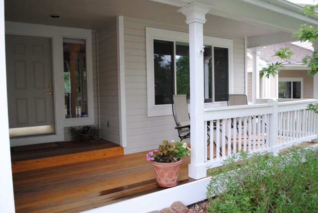 Add A Front Porch To A House