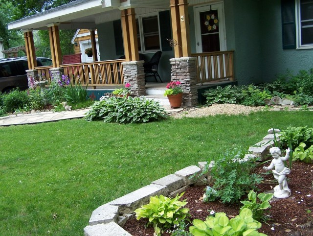 Add A Front Porch To A Ranch House