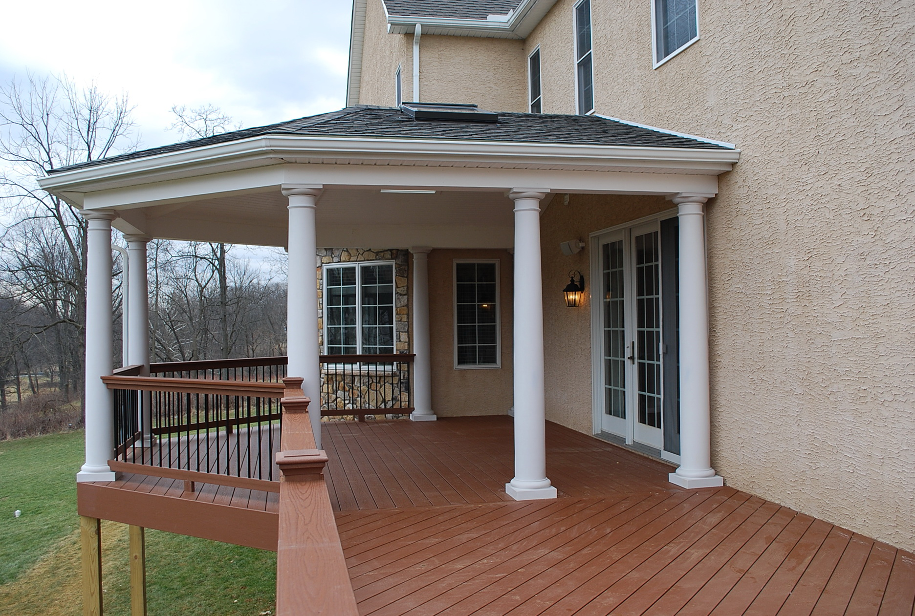 Add A Porch Roof