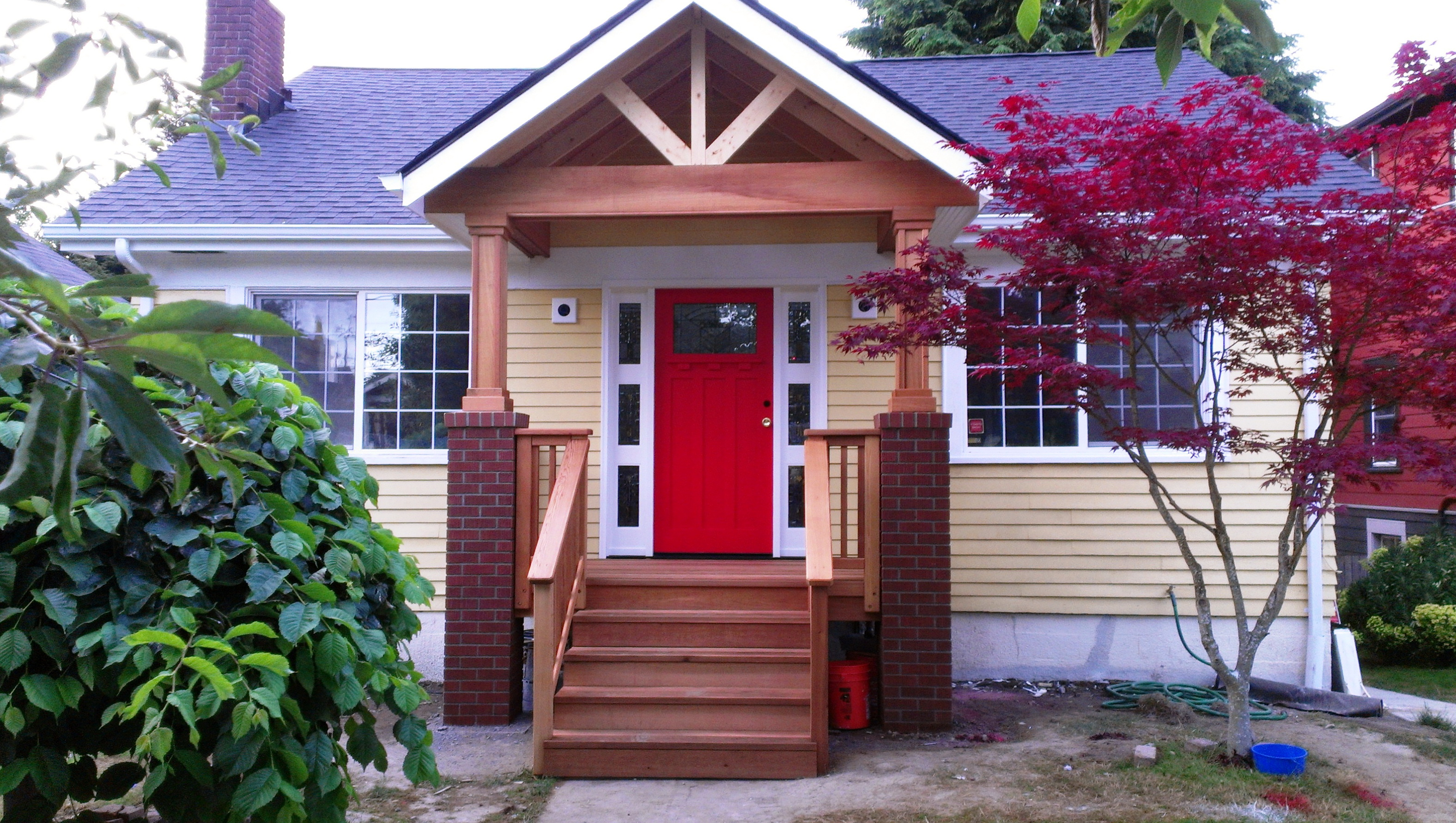 Add Front Porch To House