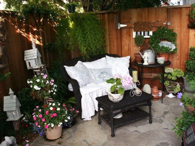 Apartment Porch Privacy Ideas