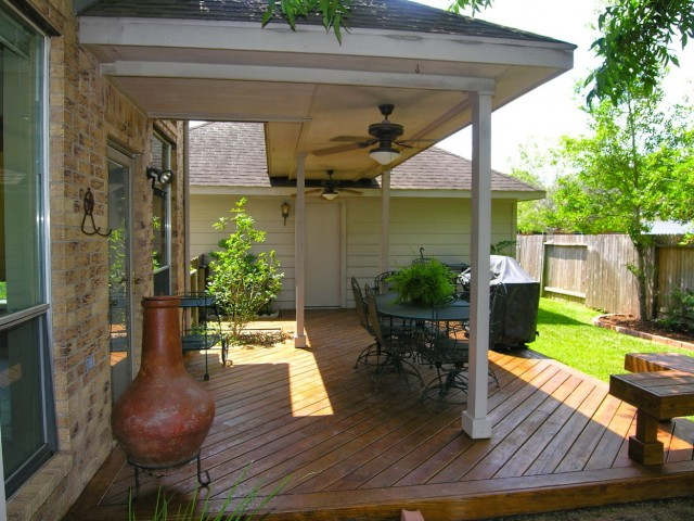 Back Porch Additions Ideas