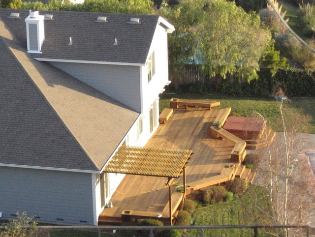 Backyard Porches Patios