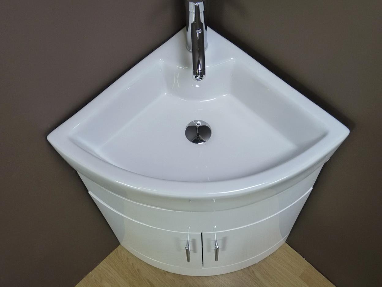 Bathroom Corner Sink Vanity Unit