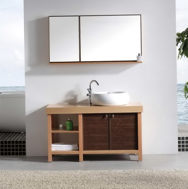Bathroom Vanities 48 Single Sink