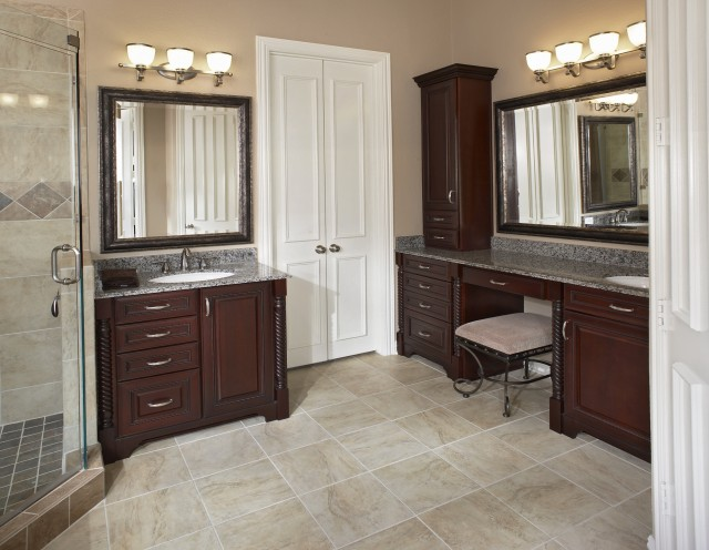 Bathroom Vanities Dallas Showroom