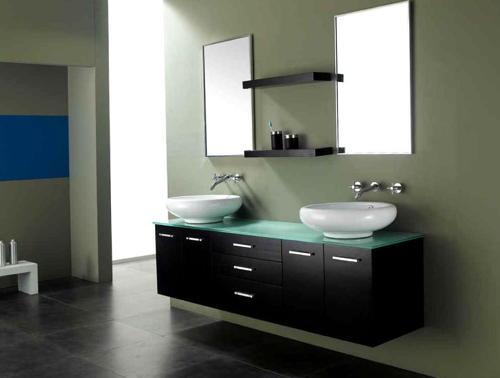 Bathroom Vanities Decorating Ideas