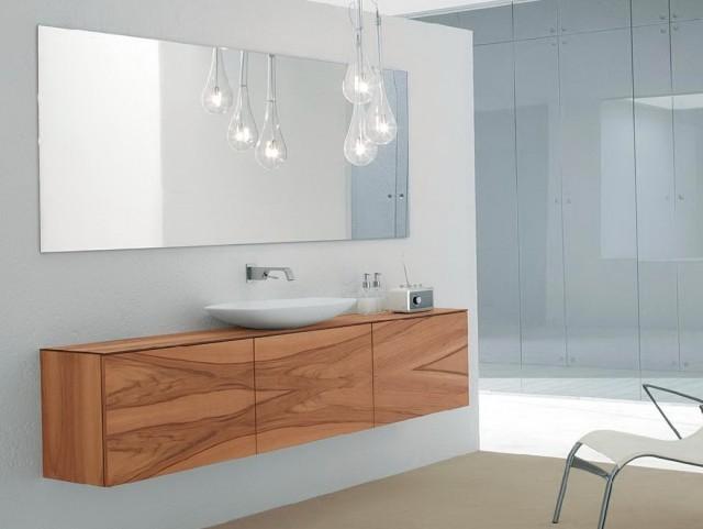 Bathroom Vanities Light Wood