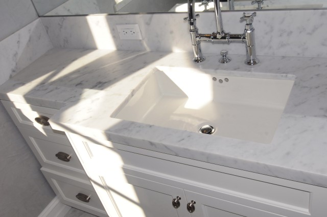 Bathroom Vanities Marble Top