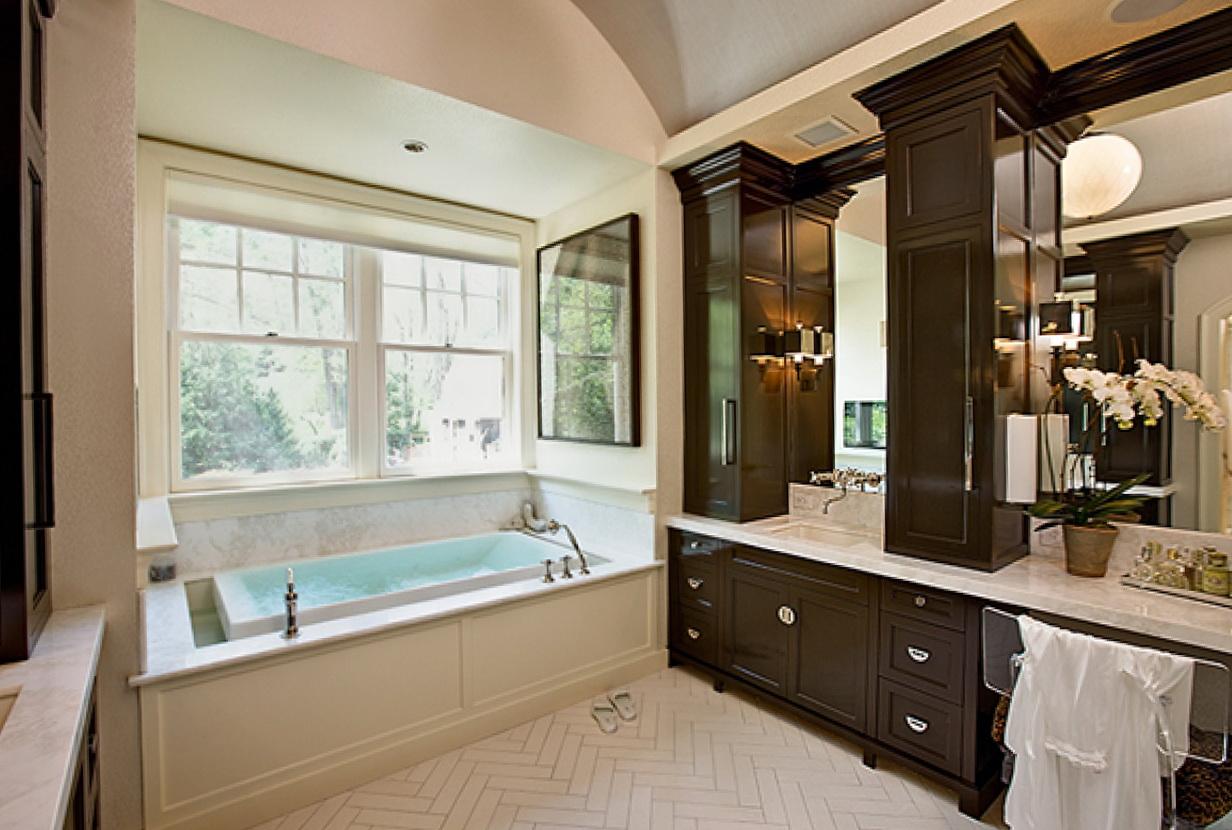 Bathroom Vanities With Cabinets On Top
