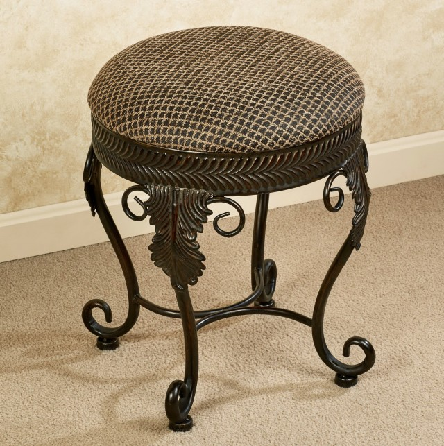 Bathroom Vanity Chairs With Casters