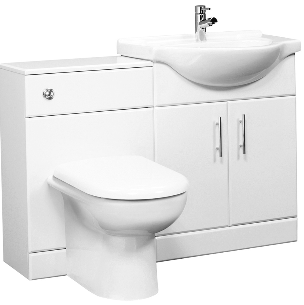 Bathroom Vanity Sink Units