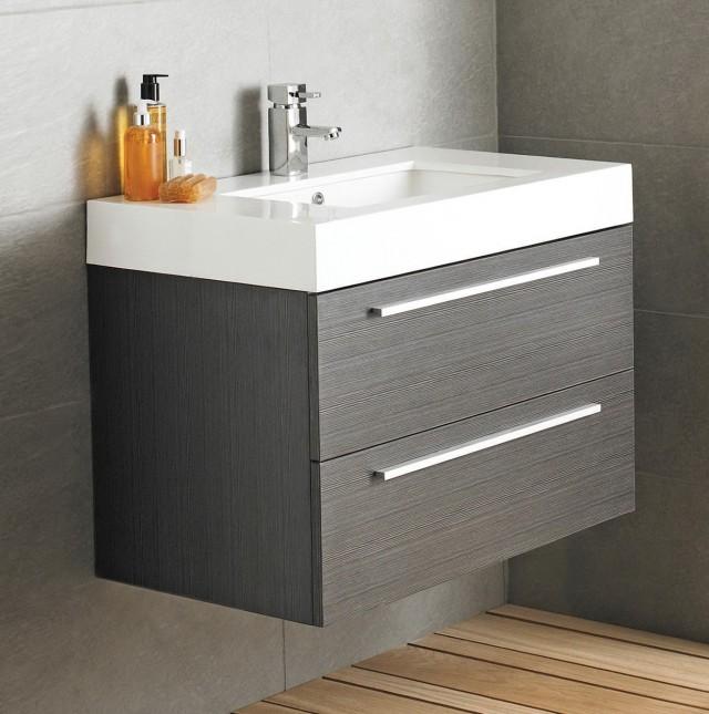 Bathroom Vanity Units Grey