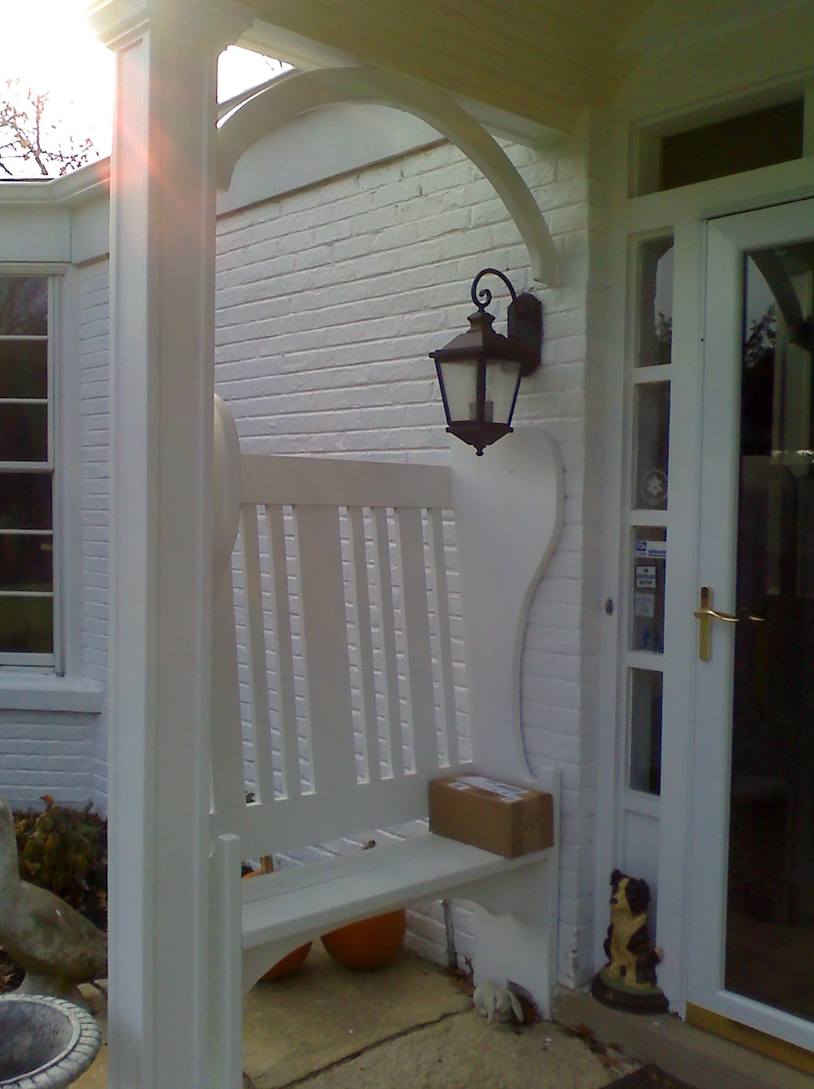 Bench For Front Porch