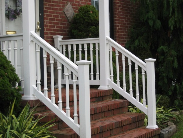 Build Front Porch Railing