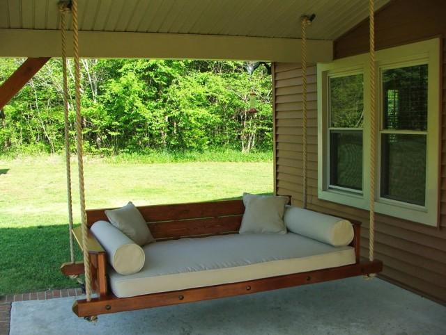 Build Porch Swing Plans