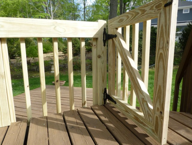 Build Your Own Porch Railing