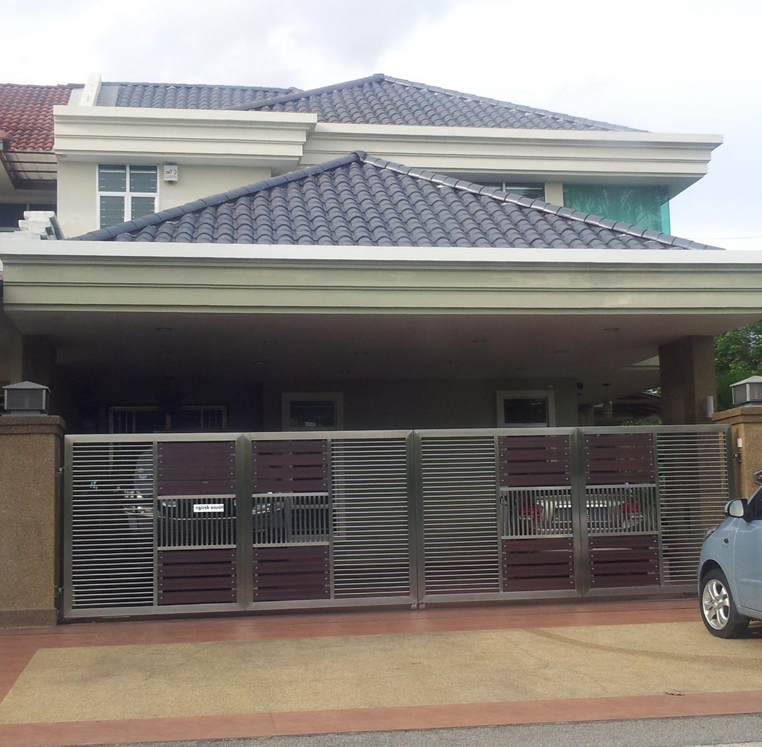 Car Porch Design In Malaysia