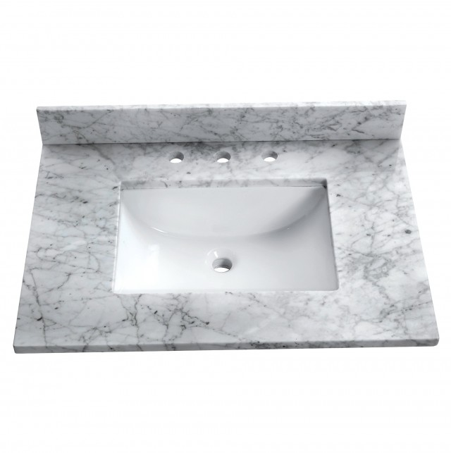 Carrera Marble Vanity Top
