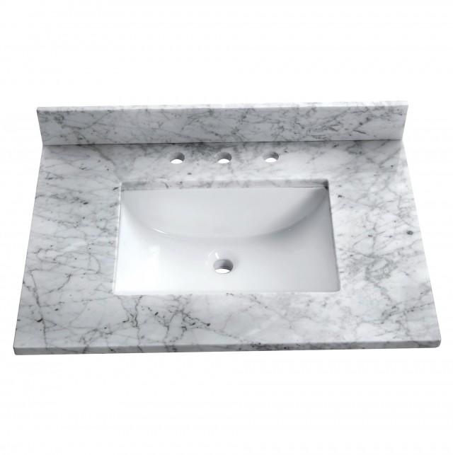 Carrera Marble Vanity Top