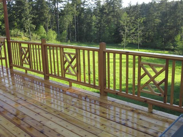 Chippendale Porch Railing Designs