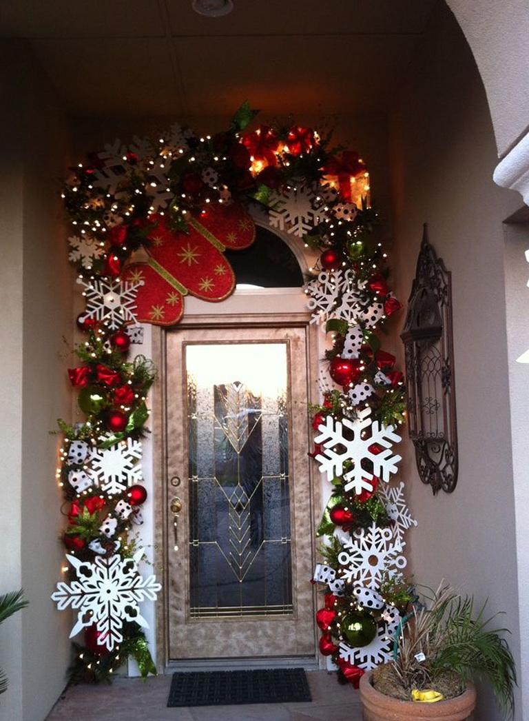Christmas Ideas For Porches