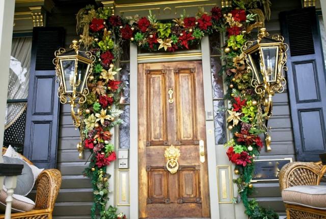 Christmas Porch Decorations Mobile Home