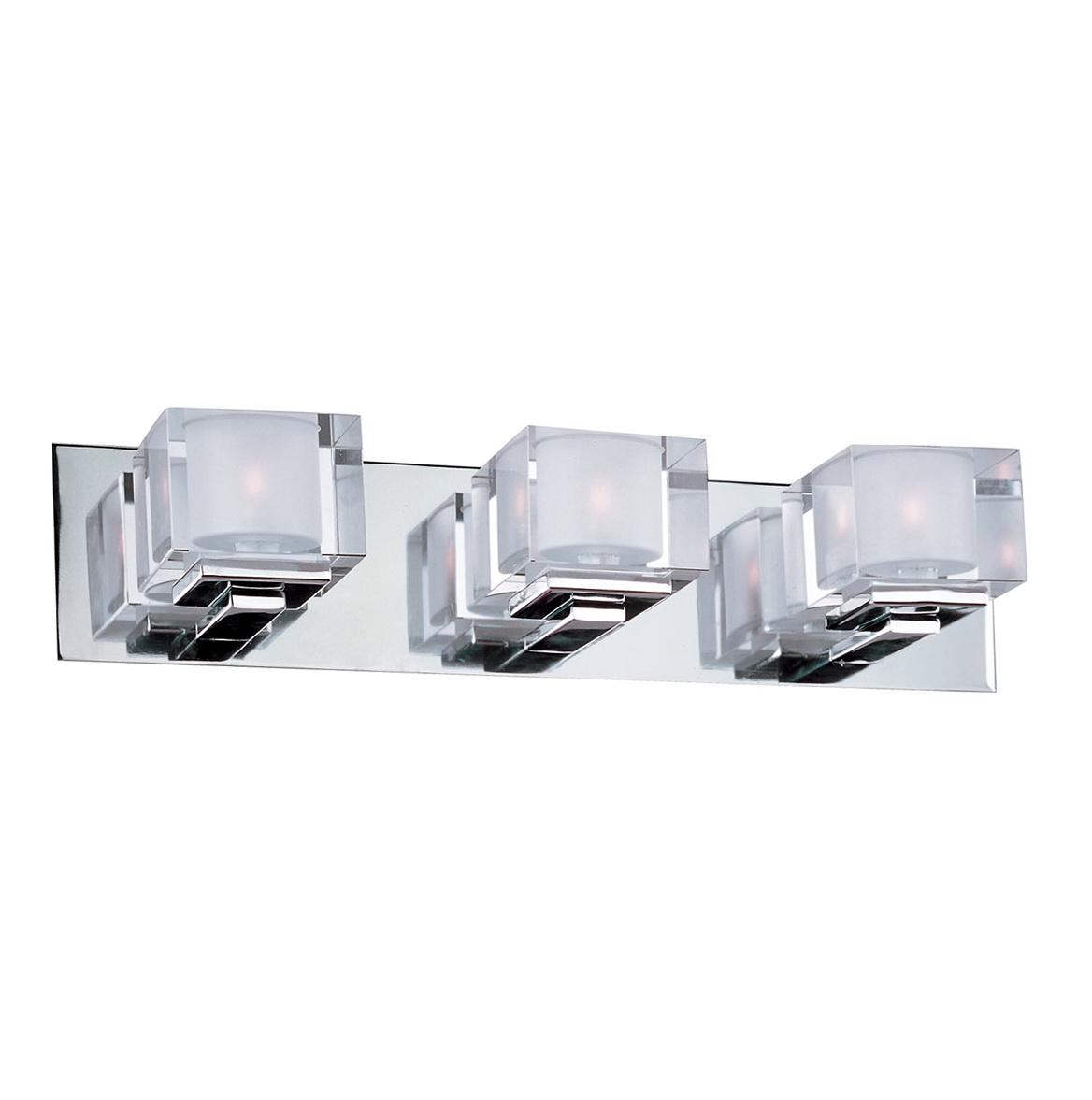 Chrome Bathroom Vanity Lights