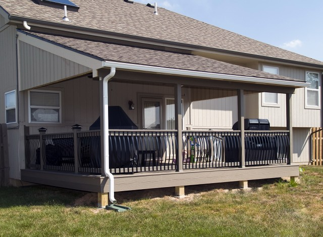 Covered Porches And Patios
