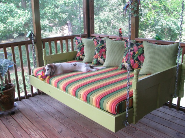 Cushion For Porch Swing Bed