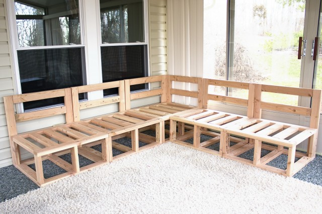 Diy Back Porch Projects