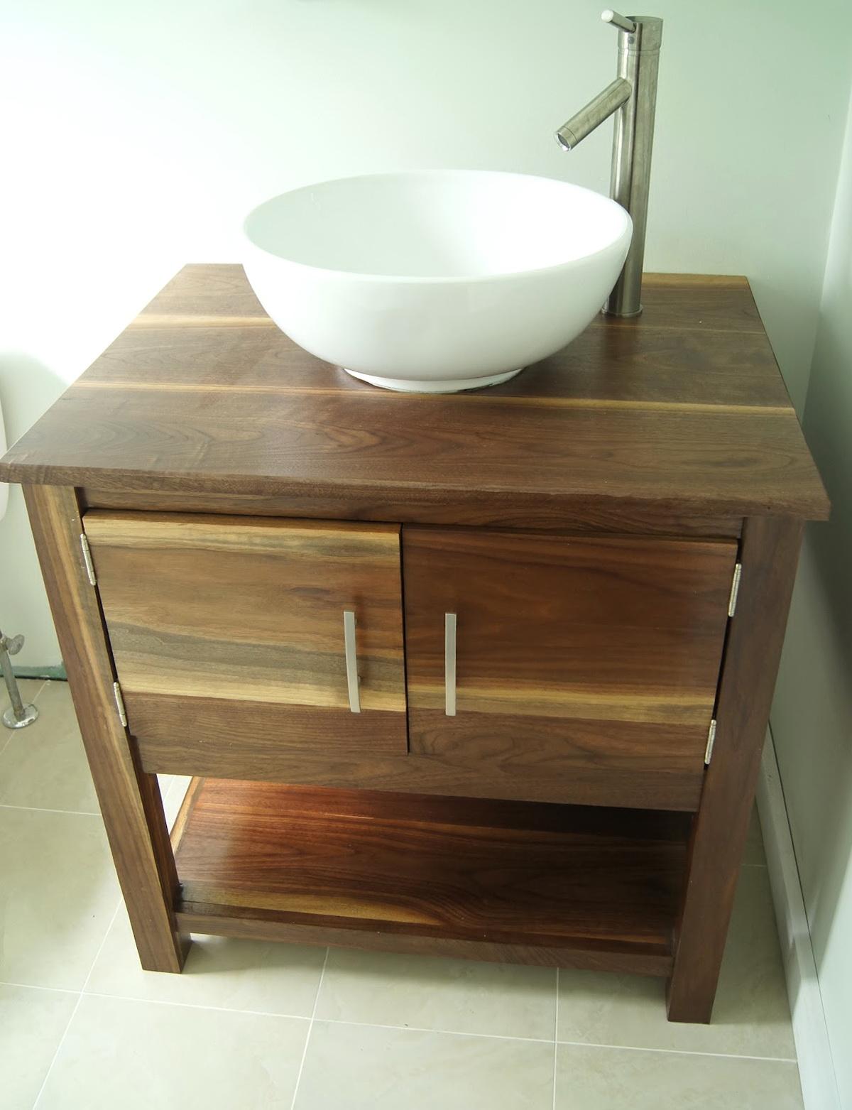 Diy Bath Vanity Cabinet