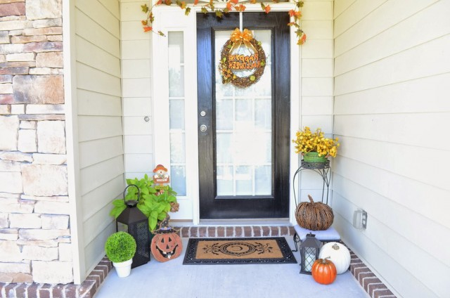 Diy Fall Front Porch Decor