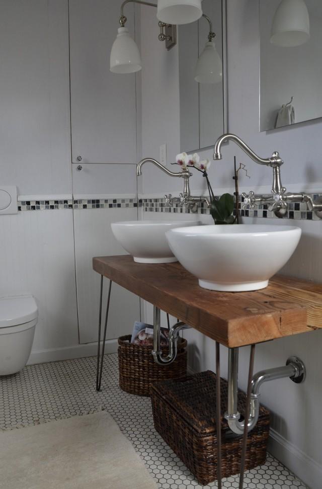 Diy Industrial Bathroom Vanity