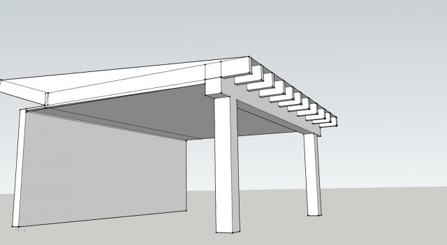 Diy Porch Roof Construction