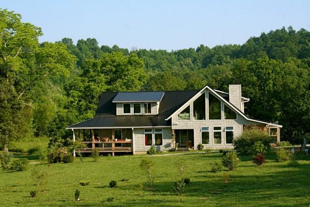 Farmhouse Wrap Around Porch Pictures