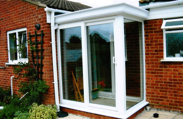 Flat Roof Porch Designs Uk