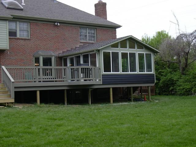 Four Seasons Porch Ideas