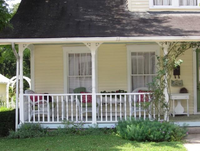 Front Porch Construction Ideas