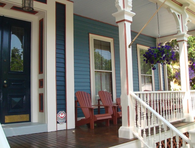 Front Porch Paint Sherwin Williams