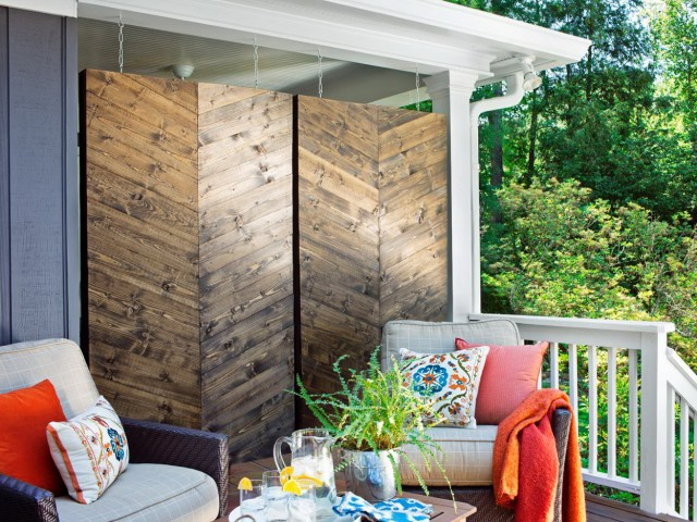 Front Porch Privacy Ideas
