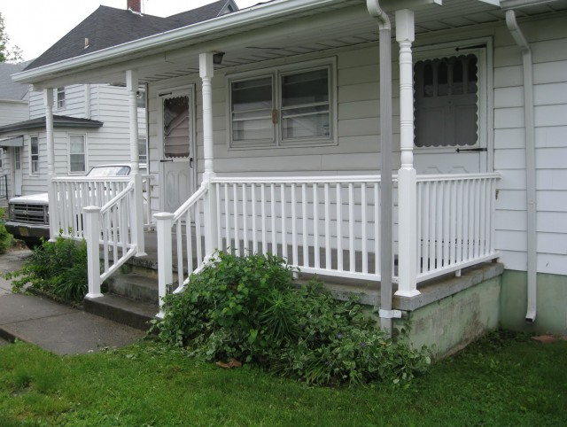 Front Porch Rails Pictures