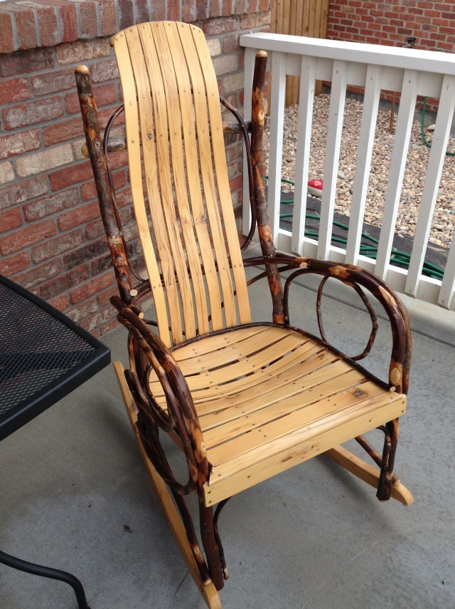 Front Porch Rocking Chair Ideas