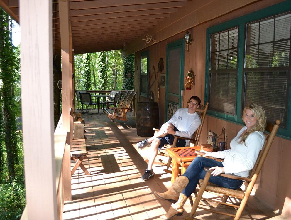 Georgia Front Porch Reviews