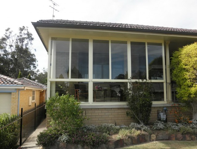 Glass Enclosed Porch Cost