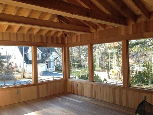 Glass Enclosed Porch Ideas