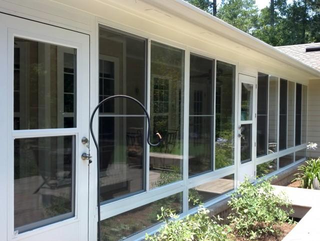 Glass Porch Enclosure Kits