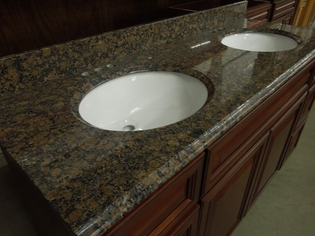 Granite Vanity Top With Bowl
